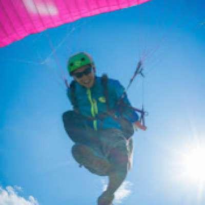 Paragliding Coach TONO