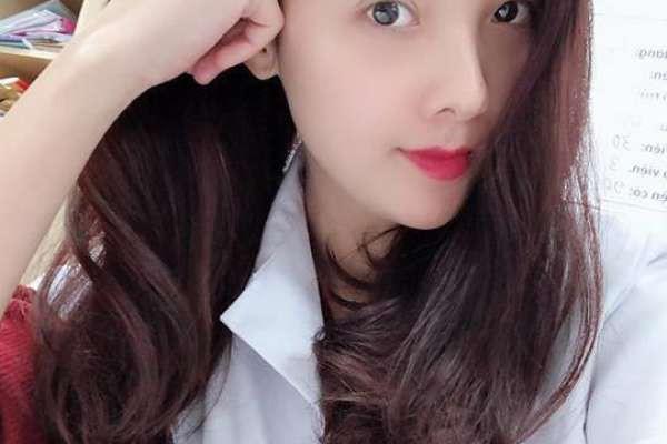 Lương Thủy Thu, sinh viên Răng hàm mặt, Đại học Y Hà Nội