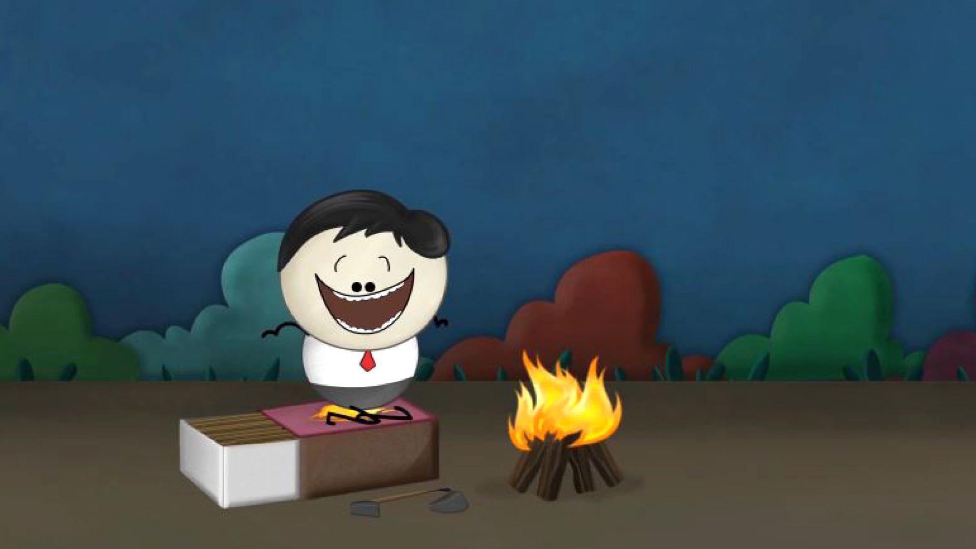Bạn có biết Vì sao diêm bốc cháy khi quẹt vào vỏ bao?